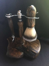 <h5>Old School Shave Set</h5><p>                                                                                                                                                                                                                                                                                                                                                                                                                                                                                                                                                                                                                                                                                                                                                                                             </p>